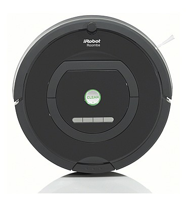 מעולה שואב אבק רובוטי Roomba 770 רומבה iRobot KO-25