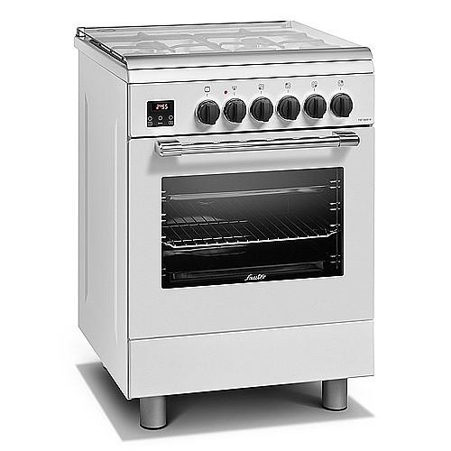 ניס תנור משולב כיריים Sauter דגם TSF6609 MW-93